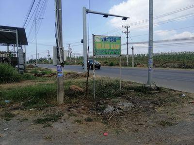 Nhà mặt tiền QL20 và 3,6 sào đất vườn Ninh Phát