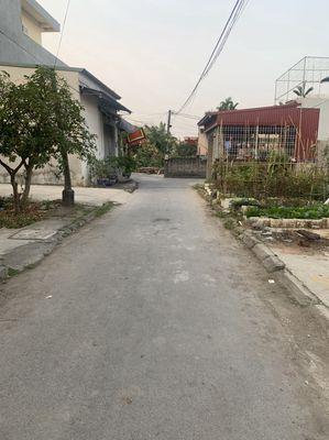 Bán lô đất 62m Vân Tra, An Đồng, An Dương 980tr