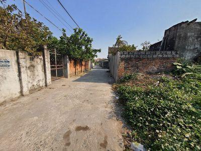 Đất Huyện Kiến Thuỵ 87.5m²