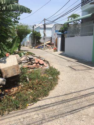 Bể Nợ bán lỗ Đất thổ cư,2MT,hẻm602,Nguyễn Văn Tạo