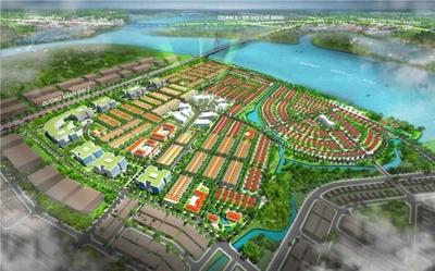 King Bay, 3 mặt tiền sông, Nhơn trạch, Đồng nai