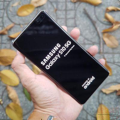Samsung Galaxy S10 5G 256GB LikeNew 99% BIN MOBILE