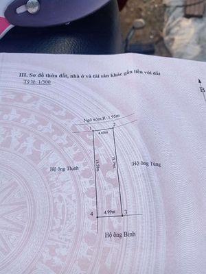Bán đất tại hoa động cách trục chính 203 chỉ 100m