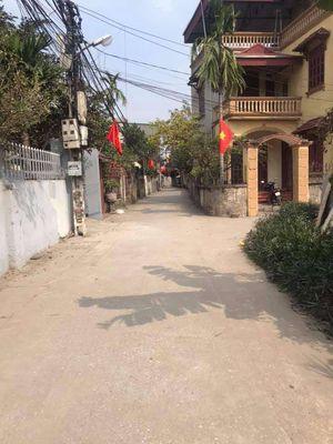 Đất Huyện Thanh Trì 50m2, ngõ xe 3 gác. Gần chợ v