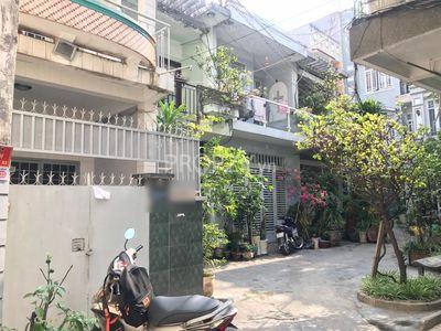 Nhà Nát Hẻm Ô.tô 4 chỗ- Phú Nhuận- Nở Hậu- 70m2