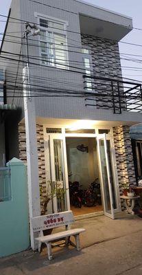 Nhà có 122m2 Thổ cư, Hẻm 1 Trần Phú P7, TP BL