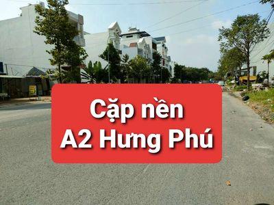 CẶP NỀN HIẾN ĐƯỜNG A2 KDC HƯNG PHÚ