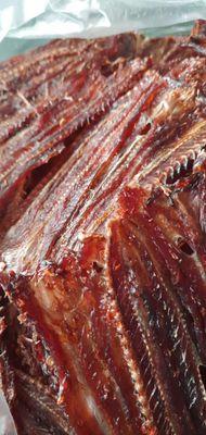 Khô cá kèo đỏ Trà Vinh
