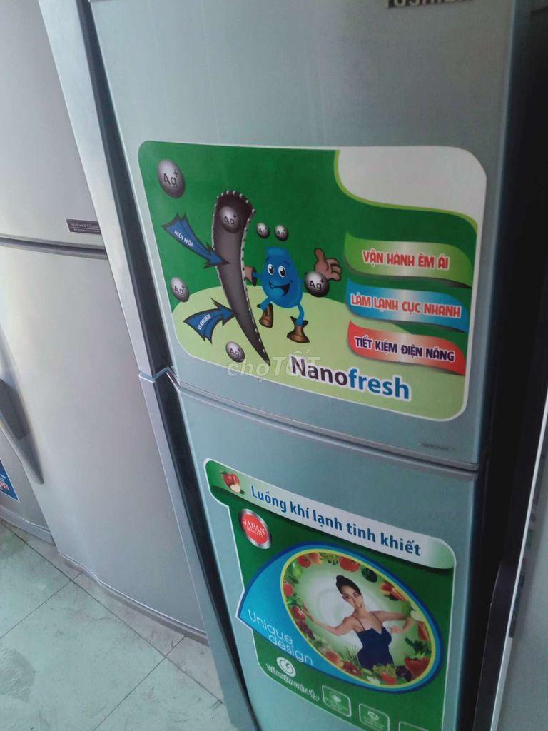 Tủ lạnh toshiba 150lít mới (90%_)