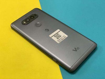 Đăng bán LG V20 màu đen 64gb zin keng👌🍒