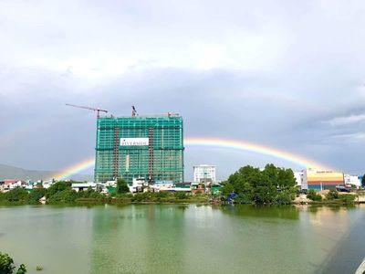 Chung cư chuẩn xanh ở Thành phố Qui Nhơn
