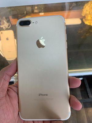 Iphone 7 Plus 128Gb Gold quốc tế zin all