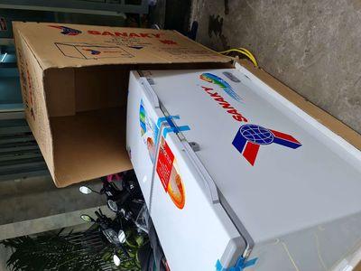 Tủ đông sanaky new 100% fullbox410 lít VH 5699HY