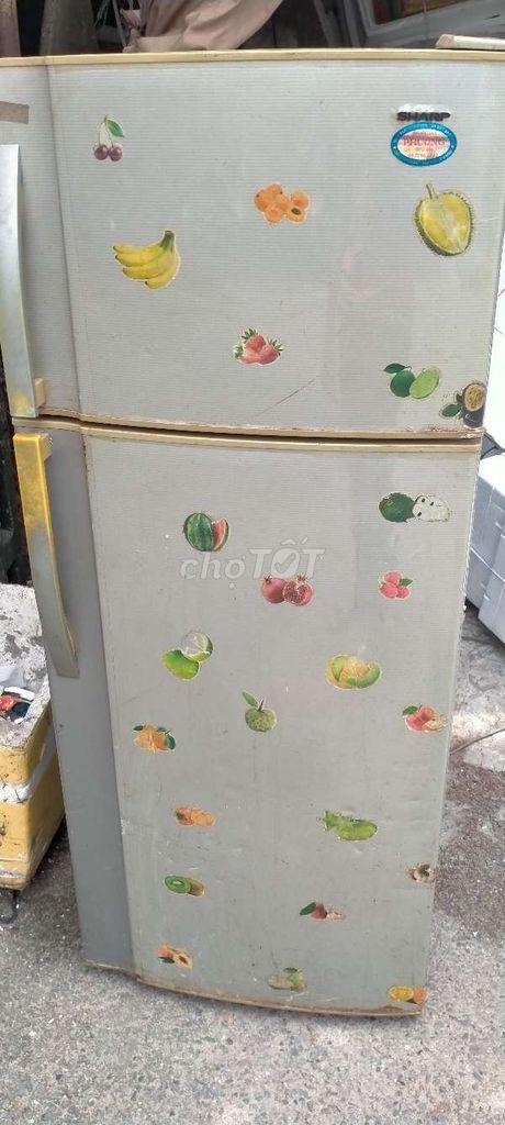 0932788329 - Thanh lý tủ lạnh sharp 180 lít