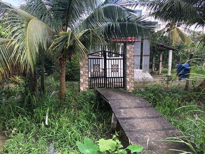 Cần bán gấp căn nhà và vườn cây ăn trái