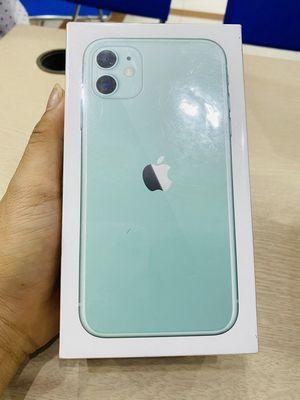 IPhone 11 128Gb xanh Ngọc Chính hãng vn/a FPT
