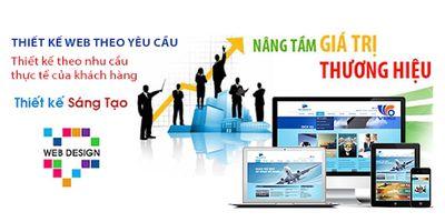 Nâng cấp website và thiết kế website trọn gói.