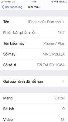 Apple iPhone 7 plus qte