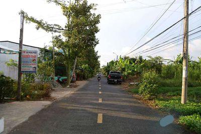 Bán đất MT Bông Giang cách chợ  Mỹ Khánh 400m