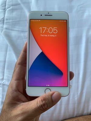Cần thanh lý iphone 7plus 128g zin nguyên áp.