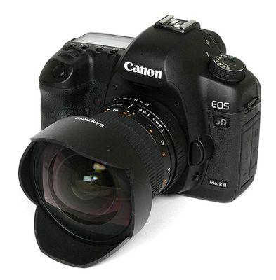 Fisheye Wide Samyang 14mm F2.8 ED AS IF UMC Canon