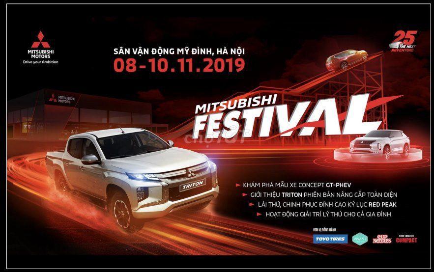 Mitsubishi Outlander KM sốc 9/11