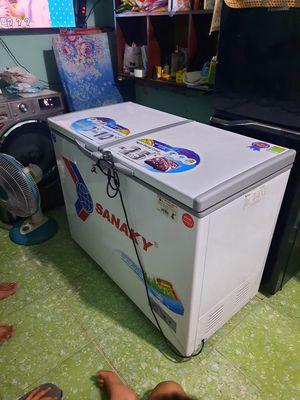 Tủ Đông Sanaky 220l  Tiết Kiêm Điện Năng