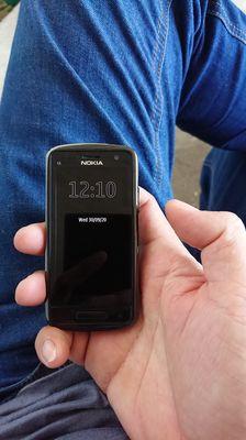 Nokia C6 01.máy cực đẹp cứng cáp