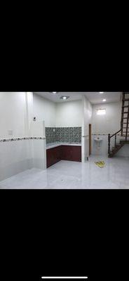 Nhà 1 trệt 1 lầu 56m2 đường Quang Trung, Gò Vấp