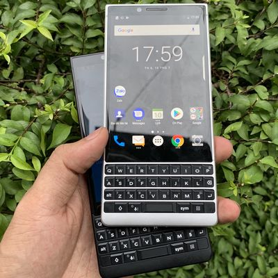 Blackberry Key2 64Gb Đen Quốc Tế 1 Sim