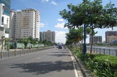 Nhà hẻm rộng đường Bến Vân Đồn, phường 9, quận 4