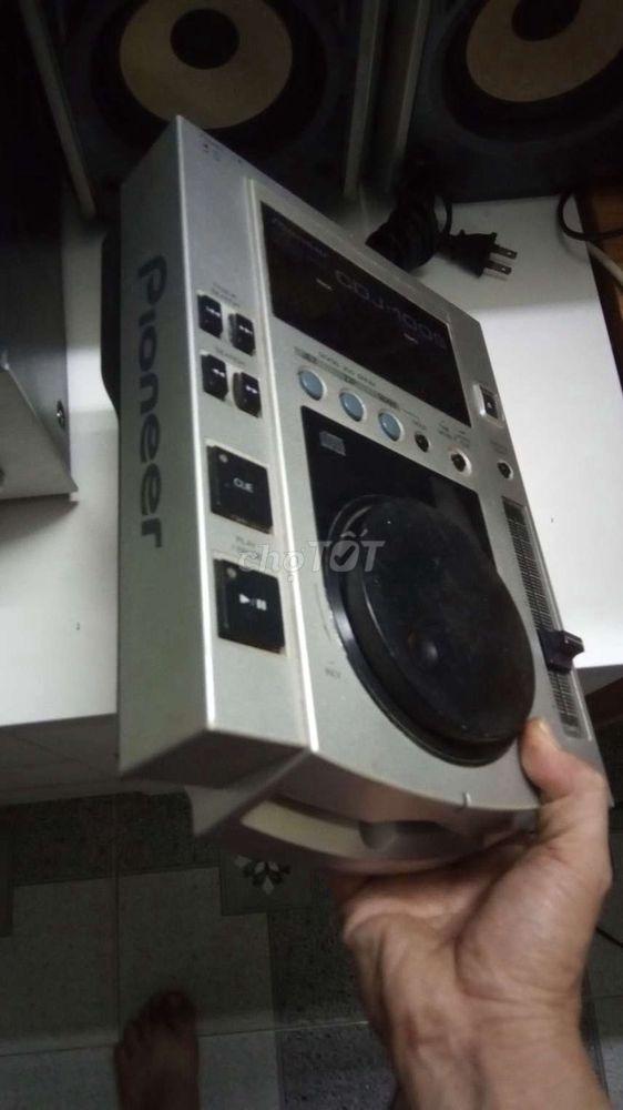 Dvd chỉnh DJ pioneer điện 110v.
