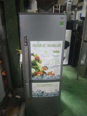 Tủ lạnh Sanyo 340l ngăn mát trên