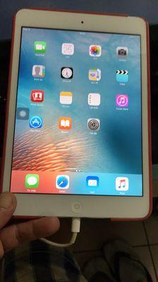 Ipad mini 1 bạc 16g bản wifi máy zin