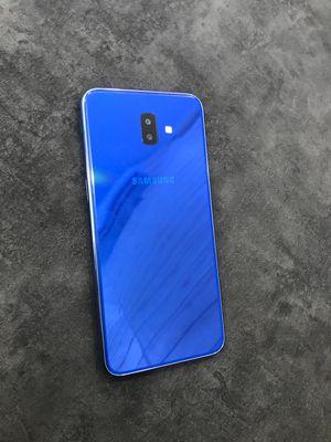 Samsung J6 plus 32 GB xanh 98%