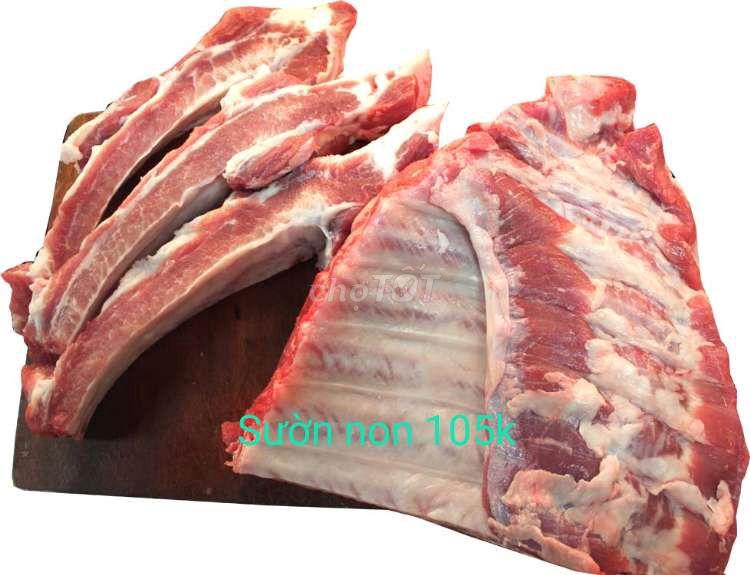 0908583694 - Thịt heo bò nhập khẩu