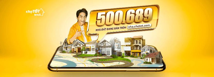 500.689 Nhà Đất Đang Bán