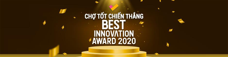 Best innovation award