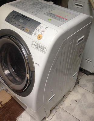 Máy giặt 9kg sấy block khô 6kg National nội địa