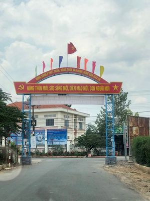 Đất Mặt Tiền Huyện Vĩnh Cửu Bình Lợi 4.300m²