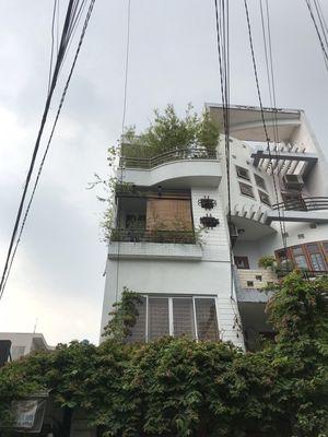 Nhà Hẻm 4m Nguyễn Tri Phương,DT:3.7x13m 5PN