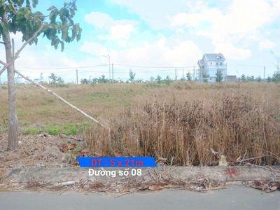 Giá rẻ đất nền sao mai nhựt hồng đường số 08