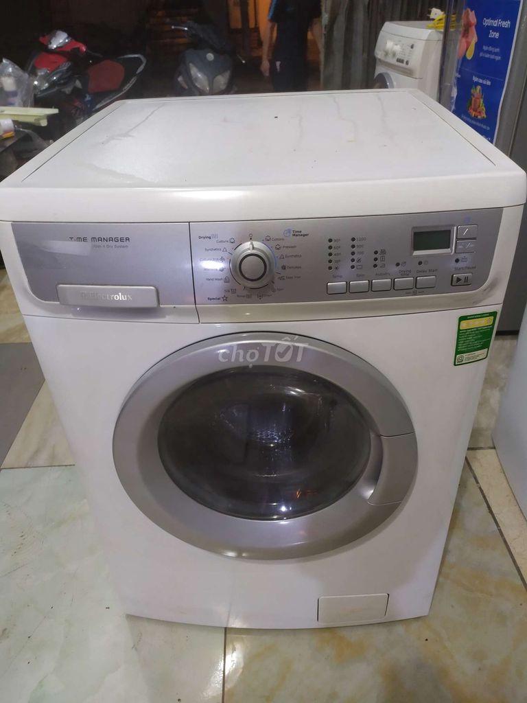 Máy giặt 8kg kèm 5kg sấy khô Electrolux lồng ngang - 75602196 - Chợ Tốt