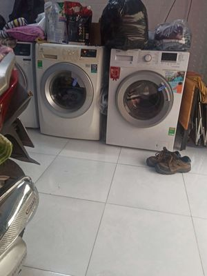 Cần bán máy giặt Electrolux và máy sấy Electrolux