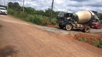 Đất mặt tiền đường nhà nước 29m, gần KCN giá 550tr