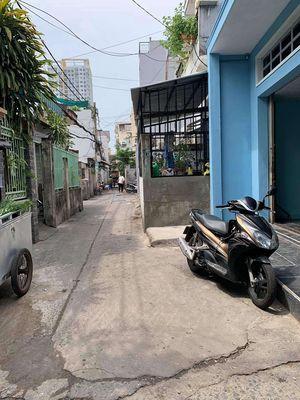 Bán Nhà Phạm Văn Chí. DT 4,5 x 9. P 04, Q6. H4M.