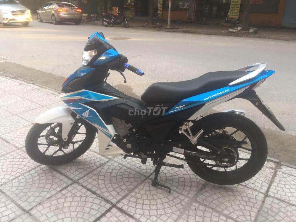 Honda Winner 150 Xanh Chính Chủ Nguyên Bản 2018