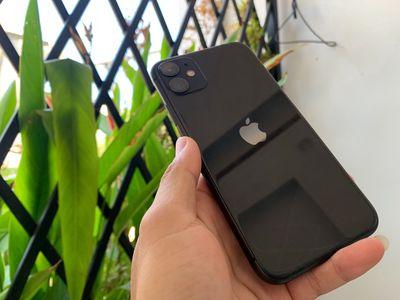 Apple iPhone 11 64 GB Quốc Tế zin áp[Hỗ trợ Góp]