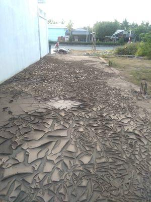 Nền lẻ mặt tiền đường Huỳnh Tấn Phát, Phước Thạnh