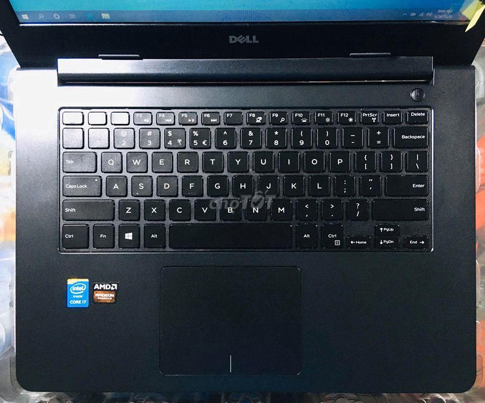 0907776905 - Dell N5447-Core i7-4510U-4GB-500GB-VGA-Xài 170Ngày